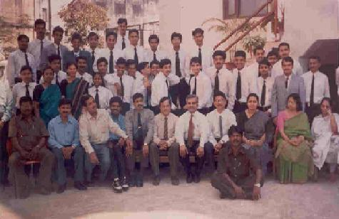 The 1998-2001 Batch of IHM, Patna